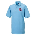 UKRO - Polo Shirt (Sky)