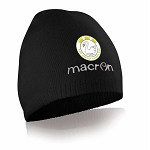 West Hoathly FC Barber Beanie Black Senior