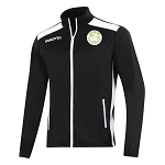 West Hoathly FC Nixi Full Zip Track Top Black/White Senior