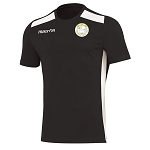 West Hoathly FC Sirius Training Shirt Black/White Senior