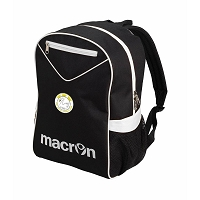 West Hoathly FC Slot Backpack Black/White