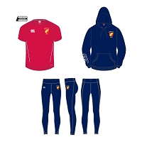 West of Scotland Ladies Kit Package 1