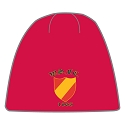 West of Scotland Beanie Hat Red