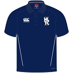 WLTC Team Dry Polo Navy Youth