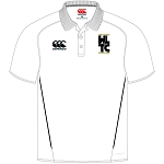 WLTC Team Dry Polo White Youth