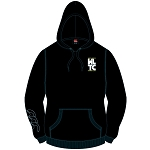 WLTC Team Hoody Black Juniors