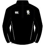WLTC Team 1/4 Zip Micro Fleece Black Youth