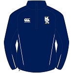 WLTC Team 1/4 Zip Micro Fleece Navy Juniors