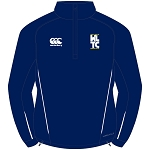 WLTC Team 1/4 Zip Mid Layer Training Top Navy Adults