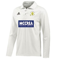 West of Scotland CC Long Sleeve Playing  Shirt SNR