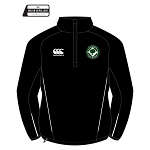 Balerno HS Team 1/4 Zip Micro Fleece Black Junior