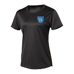 Calderglen HS Ladies T-Shirt - Black