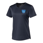 Calderglen HS Ladies T-Shirt - Navy