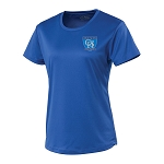 Calderglen HS Ladies T-Shirt - Royal