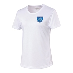 Calderglen HS Ladies T-Shirt - White