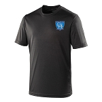 Calderglen HS Mens T-Shirt - Black