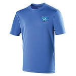 Calderglen HS Mens T-Shirt - Royal