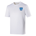 Calderglen HS Mens T-Shirt - White
