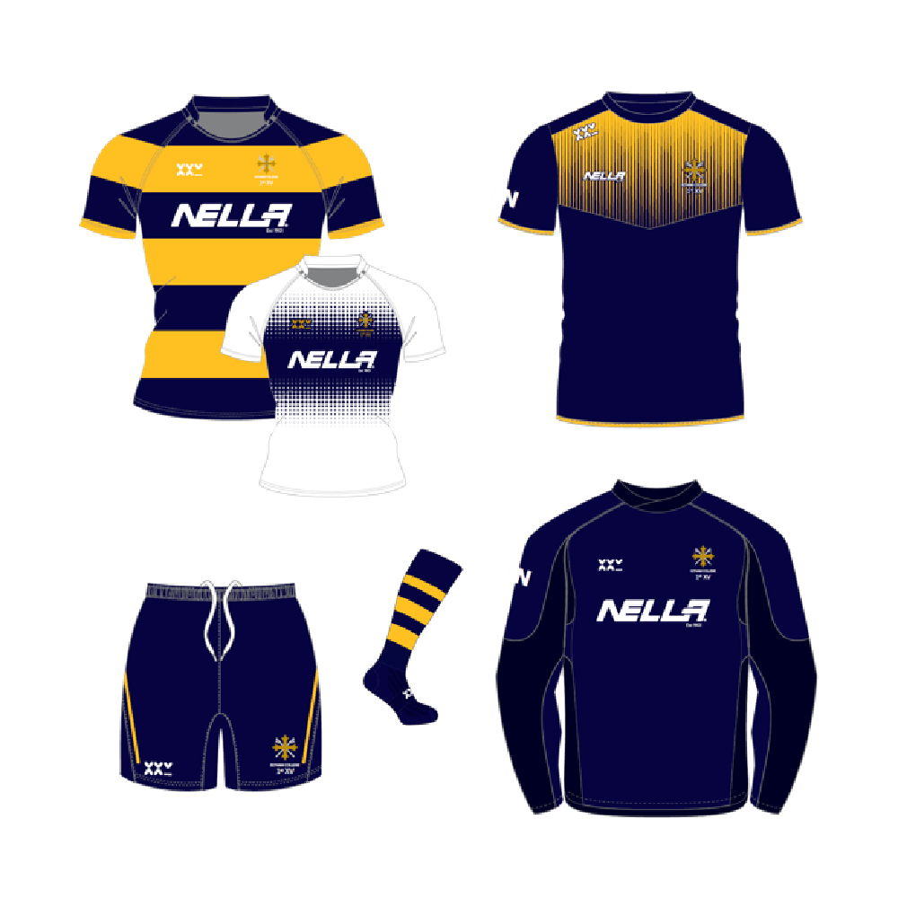 Glasgow Warriors Home Games 2019: Eltham College 1st XV Kit Package