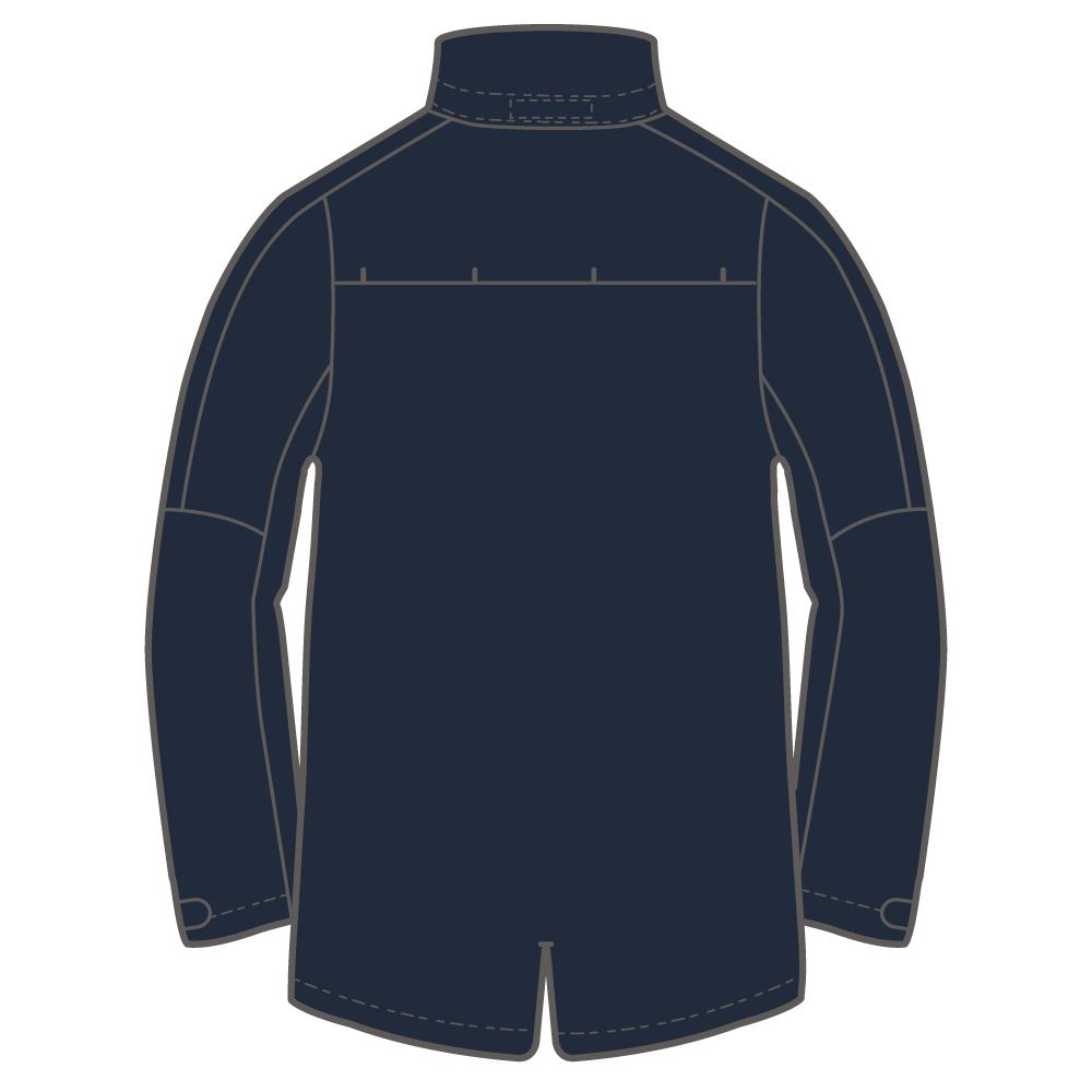f540f481c5dd GCU Sports Nike Rain Jacket Obsidian