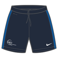 GCU Sports Men's Nike Team Club Woven Game Short Obsidian/Royal
