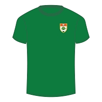 HSOG Jnr School PE T-Shirt Emerald