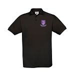 Kelvinside Academical Club Mens Polo Black