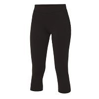 Kyle Academy Girls Capri Pant - Black