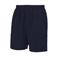 Kyle Academy Mens Cool Shorts - Navy