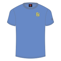 La Retraite School Team Plain T-Shirt Sky