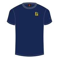 La Retraite School Team Plain T-Shirt Navy