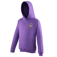 Marr College Junior Hoodie Purple