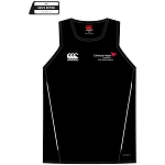 Edinburgh Napier University Sport, Exercise & Health Team Dry Singlet Black