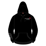 Edinburgh Napier University Sport, Exercise & Health Team Hoody Black