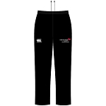Edinburgh Napier University Sport, Exercise & Health Team Track Pant Black