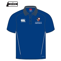 AUSA Sports Dry Polo Unisex Fit Royal