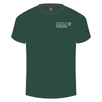 University of Stirling PE Team Plain Tee