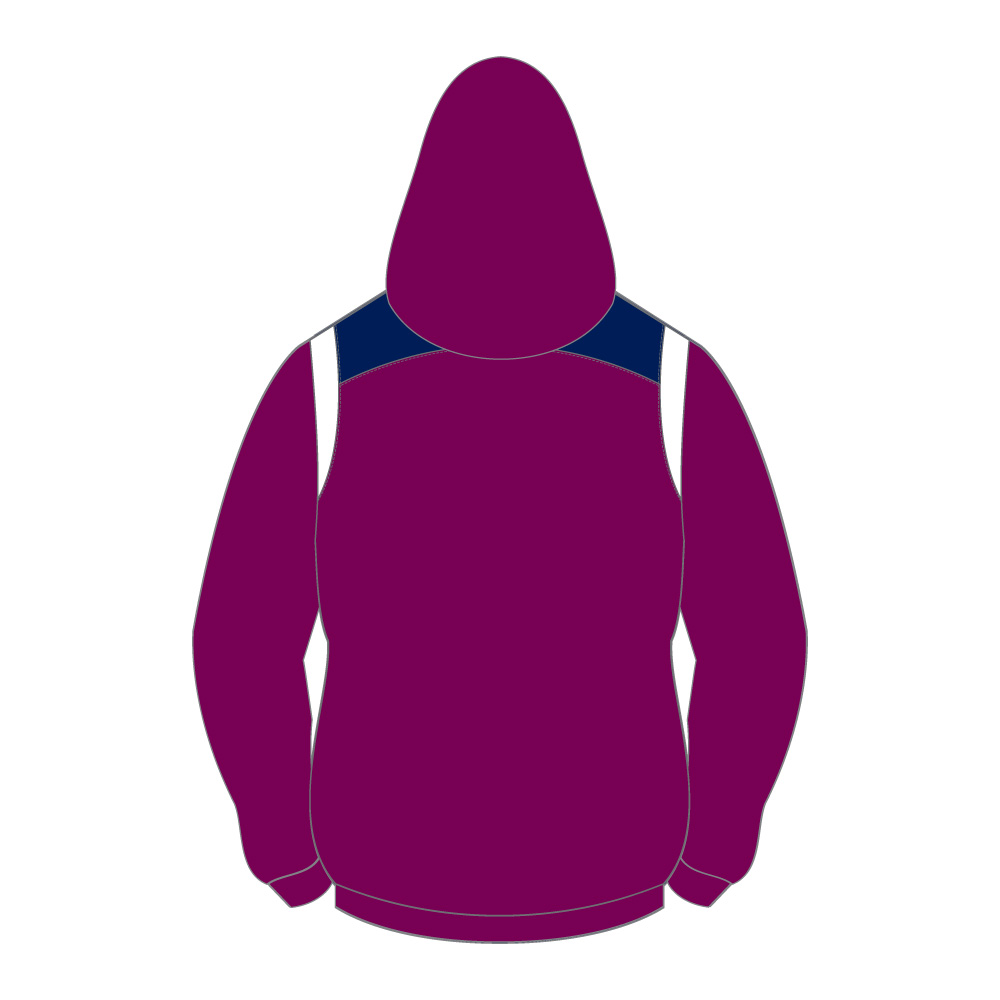 Glasgow Warriors Home Games 2019: University Of Strathclyde Sports Union Womens Pride Hoody
