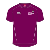 University of Strathclyde Sports Union Team Dry T-Shirt