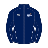 University of Strathclyde Sports Union Team Full Zip Rain Jacket