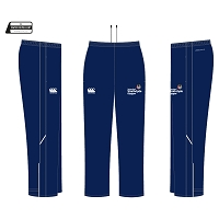 University of Strathclyde Team Track Pant Navy/White