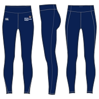 University of Strathclyde Vapodri Full Length Tight Navy