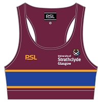 University of Strathclyde Athletics Club Crop Top