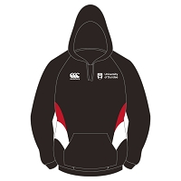 UOD Sports Bespoke Hoody Male Fit Black