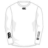 UOD Sports Thermoreg Baselayer White