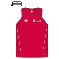 UOD Sports Dry Singlet Unisex Fit Red