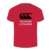 UOD Sports CCC T-Shirt Red