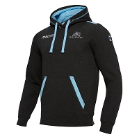 2018/19 Glasgow Warriors Official Heavy Cotton Hoody SNR