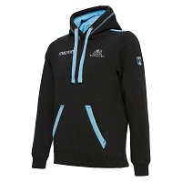 2018/19 Glasgow Warriors Official Heavy Cotton Hoody JNR