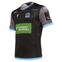 Glasgow Warriors M19 Home Replica Shirt Senior